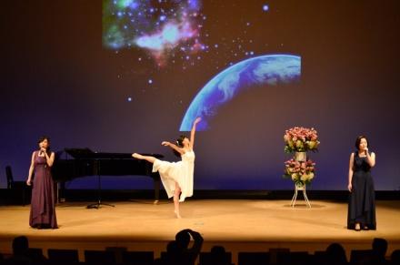 幻想的なダンス!